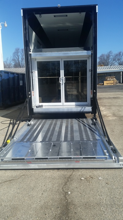 Stacker Trailer Lift : Stacker car trailer sales
